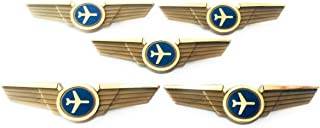 airline wings pin