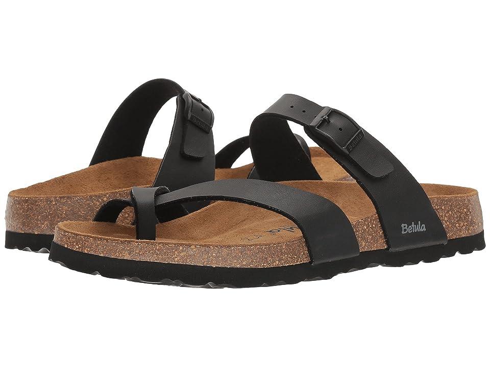 eead31bea  69.95 More Details · Betula Licensed by Birkenstock Mia Birko-Flortm  (Basic Black) Women s Shoes