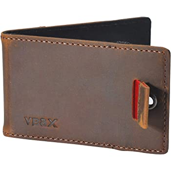Front Pocket Minimalist EDC Slim Wallet 15 Card Holders for Men Cash Coins KeyVQ
