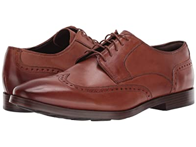 Cole Haan Jay Grand Ox Wing (British Tan) Men