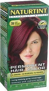 Naturtint Hair Color - Permanent - 5M - Light Mahogany Chestnut - 5.28 oz - each 1