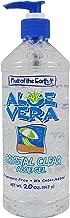 Fruit of the Earth Aloe Vera Crystal Clear Aloe Gel,20 oz (Pack of 3)