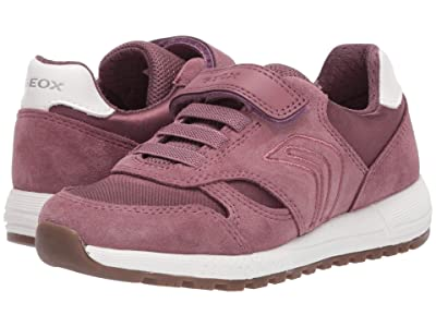 Geox Kids Alben 4 (Little Kid) (Dark Pink) Girl
