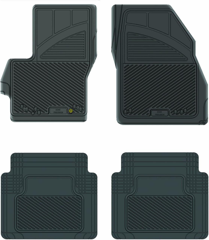 PantsSaver 3501113 Custom Fit Car Mat 4PC Tan