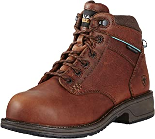 ARIAT Women's Casual Work Mid Lace Sd Composite Toe Work Boot