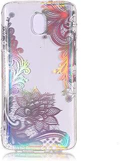 NEXCURIO Samsung Galaxy J7 2018/J7 Aero/J7 Top/J7 Crown/J7 Aura/J7 Refine/J7 Eon Case Soft Silicone Shockproof Protective Cover for Galaxy J7 (2018) - NEYHU13414#9