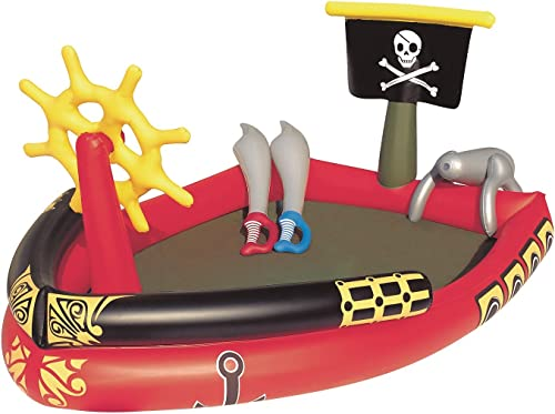 H2OGO  Pirate Play Center Inflatable Pool by Bestway