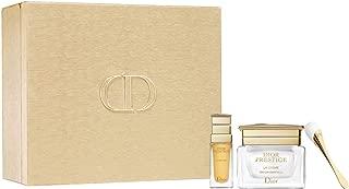 Dior Prestige Creme 2PC SET (LA Creme Texture Essentielle 1.7 Oz/LE Nectar 10ML Serum)