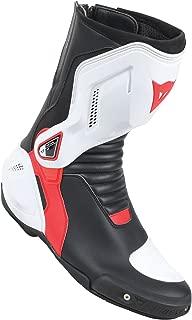 Dainese Nexus Boots (47) (Black/White/Lava Red)