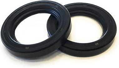 REPLACEMENTKITS.COM - Brand fits Yamaha Prop Shaft Oil Seals 2 pc Set Replaces 93101-30M17-00