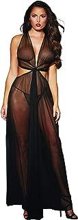 Women's Romantic Sheer Gown