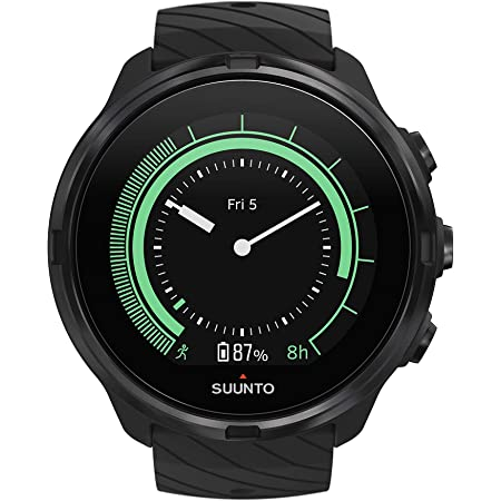 SUUNTO(スント) SUUNTO9 (スント9) トレイルランニング スマートウォッチ GPS 登山 [日本正規品 メーカー保証]