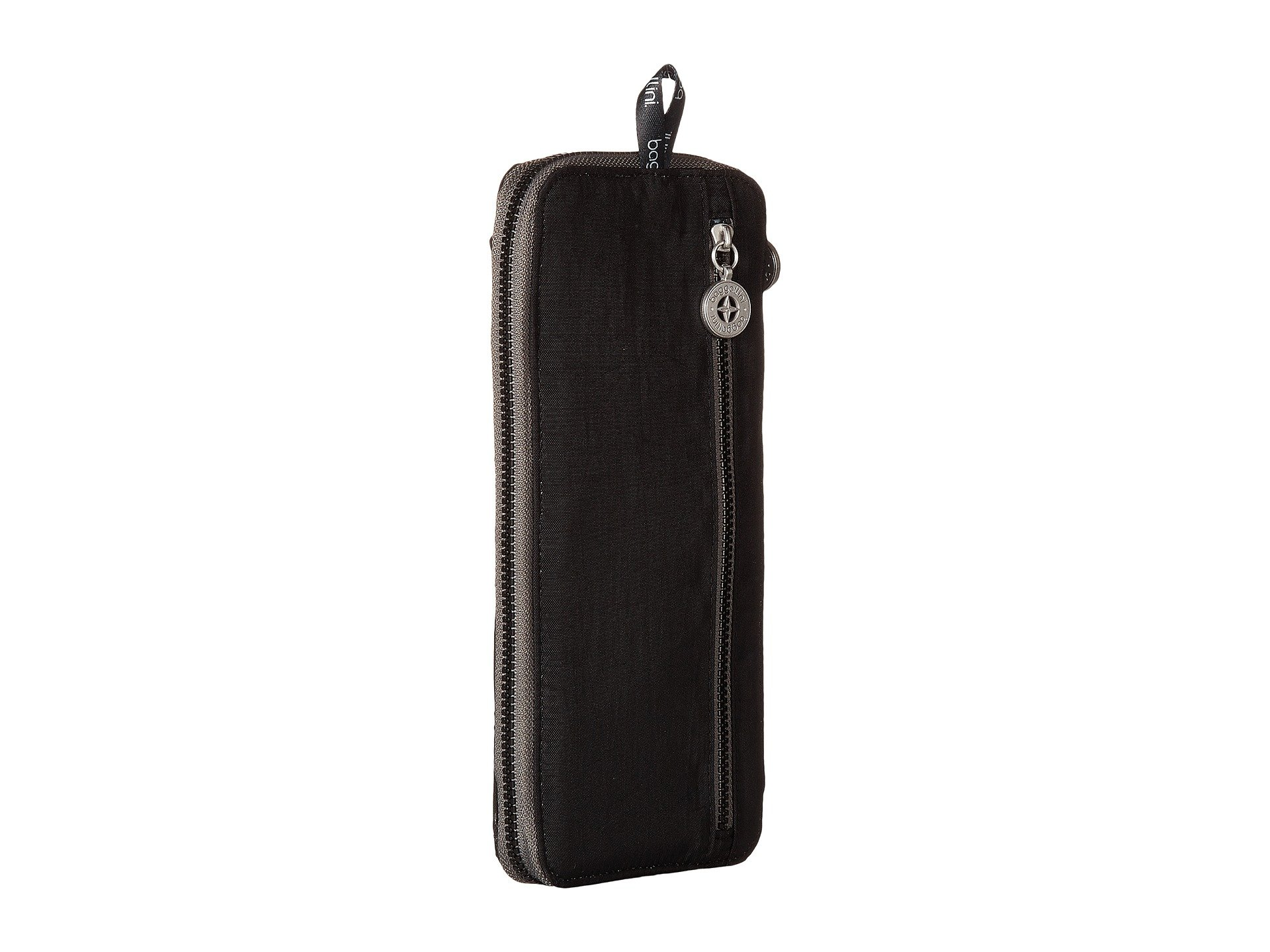 Wallet Black Baggallini charcoal Travel Rfid EgZwqwFRf