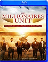 The Millionaires' Unit — The First U.S. Naval Aviators in World War I (Deluxe Blu-ray)
