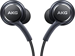 Samsung Earphones Corded Tuned by AKG (Galaxy S8 and S8+ Inbox replacement), Grey