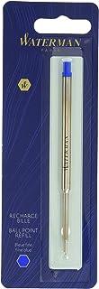 WATERMAN ウォーターマン 公式 ボールペン 油性 替芯 F ブルー 1964016 正規輸入品