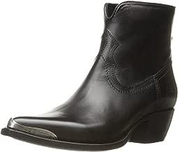حذاء حريمي من FRYE ذو طرف شاني قصير من الغرب
