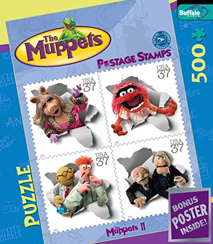 Sin impuestos Buffalo Games Disney Disney Disney Stamp  Muppets II by Buffalo Games  venta al por mayor barato