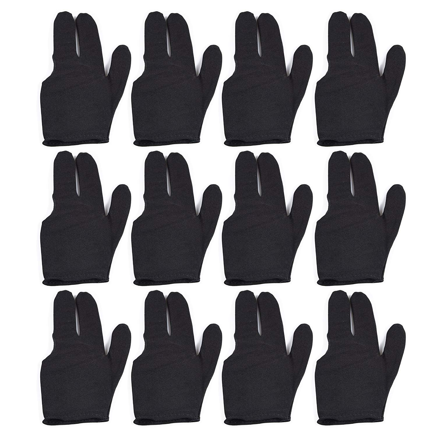 LLJ Billiards Finger Billiard Gloves