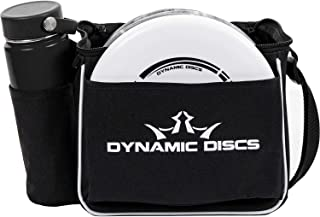 Dynamic Discs Cadet Disc Golf Bag | Introductory Disc Golf Bag | Great for Beginners and Casual Disc Golf Rounds | Lightweight and Durable Frisbee Golf Bag | 8-10 Disc Capacity…