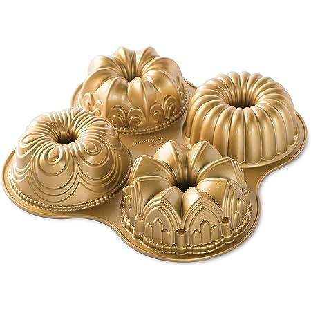 Nordic Ware Aluminium Pan, Gold, 1 Piece
