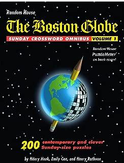 The Boston Globe Sunday Crossword Omnibus, Volume 1