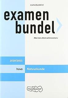 Examenbundel havo Natuurkunde 2020/2021
