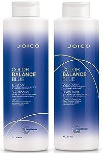 JoicoColor Balance Purple Shampoo and Conditioner Set