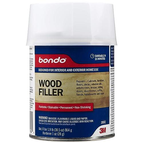 Waterproof Wood Filler Amazon Com