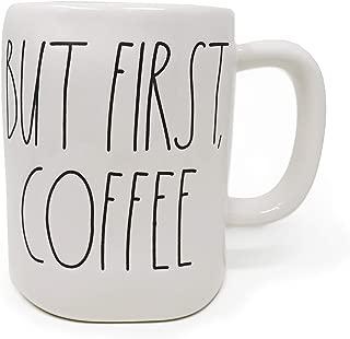 Rae Dunn BUT FIRST COFFEE
