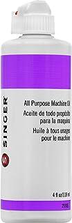SINGER 2131E All Purpose Machine Oil, 4-Fluid Ounces