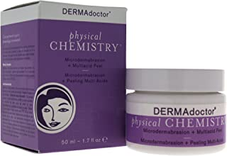 DERMAdoctor Physical Chemistry Microdermabrasion + Multiacid Peel for Women - 1.7 oz, 217.72 g