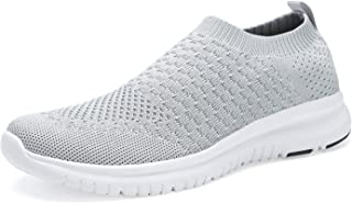 Women's Walking Shoes Lightweight Running Sneakers Comfortable Fashion Gym Sport Shoes Breathable Sock Casual Shoes