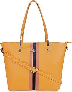 Lavie Pramanam Medium Horizontal Women's Tote Bag (Ochre)