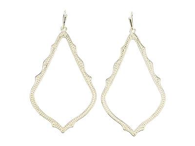 Kendra Scott Sophee Earring (Gold Metal) Earring
