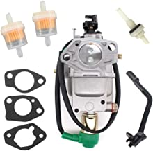 USPEEDA Carburetor Fuel Filter For General Power Products APP6000 6000W OHV13H Generator PM0116000