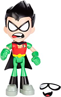 DC Comics Teen Titans Go! to The Movies Face-Swappers Robin Figure