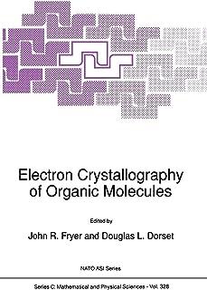 Electron Crystallography of Organic Molecules