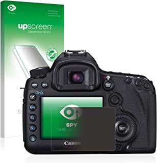 upscreen Protector Pantalla Privacidad Compatible con Canon EOS 5D Mark III Anti-Espia Privacy