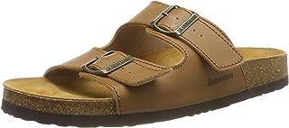 Dr. Brinkmann 602851 Zapatos de Madera para Hombre.