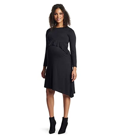 Everly Grey Melissa Maternity/Nursing Dress
