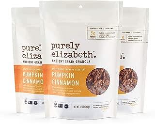 purely elizabeth Ancient Grain Granola, Pumpkin Cinnamon, 3 Count