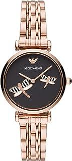 Emporio Armani Quartz Watch with Stainless Steel Strap AR11206