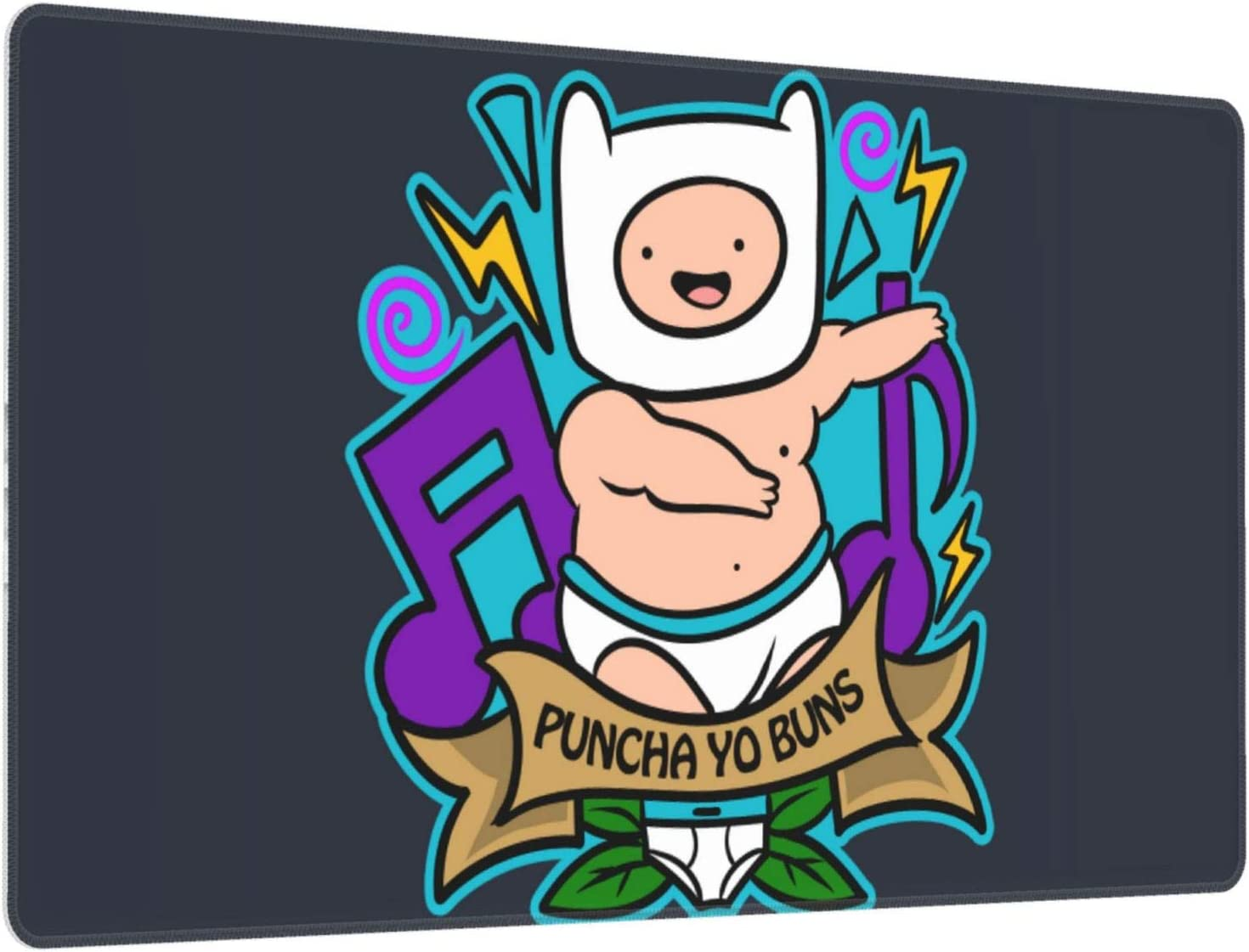 Gaming Mouse Pad Adventure Time Selling Puncha Long Buns Yo Extended S All items in the store