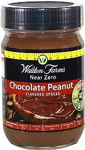 Walden Farms Calorie Free Peanut Spread Chocolate - 12 oz
