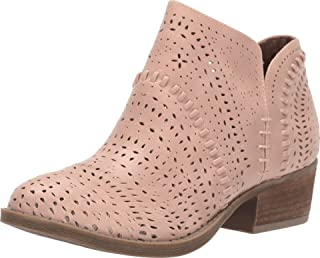 Not Rated Noka Women's Boot 7.5 B(M) US Rose