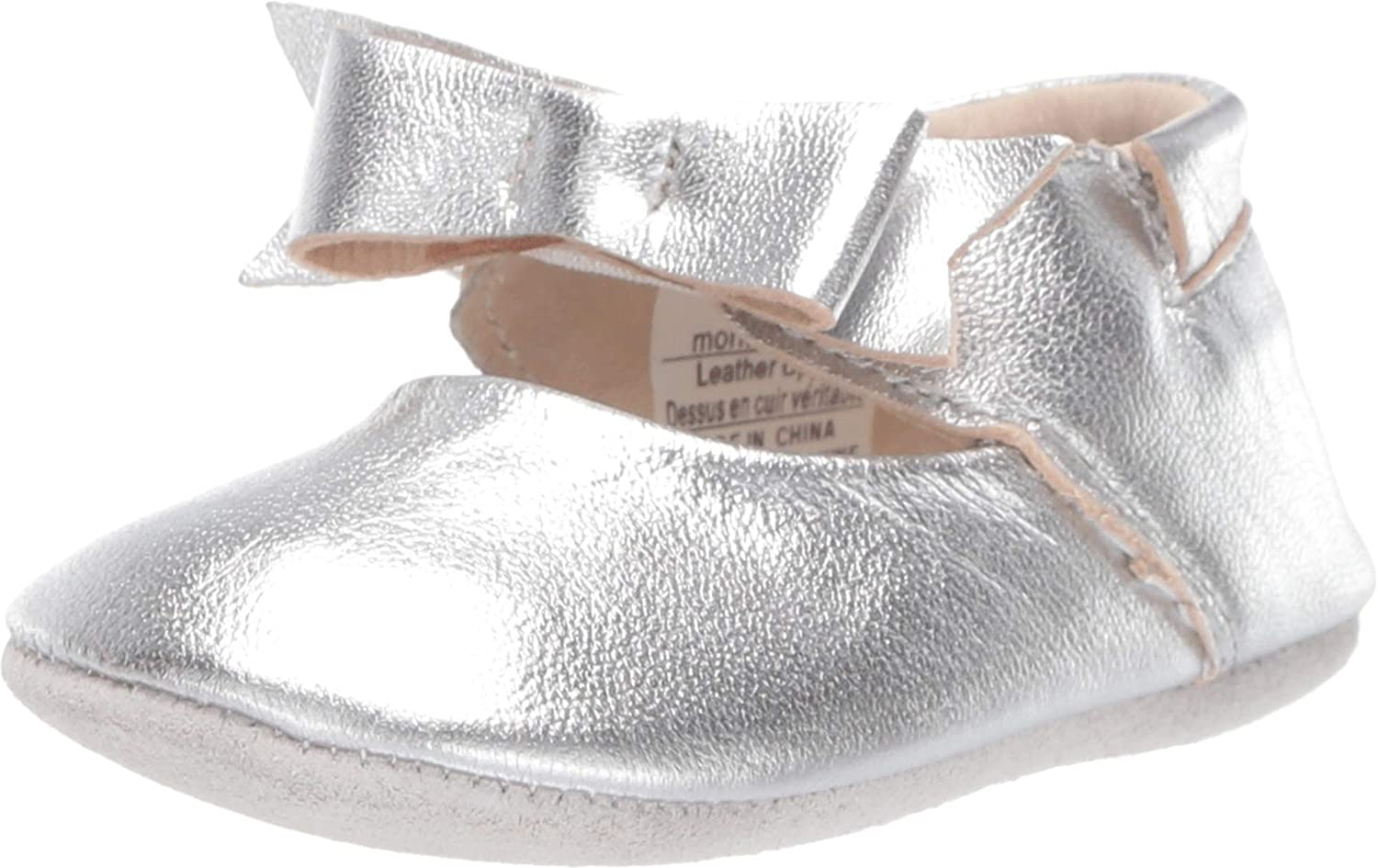 Boston Mall Robeez First Kick Shoes Girls Sacramento Mall Baby for