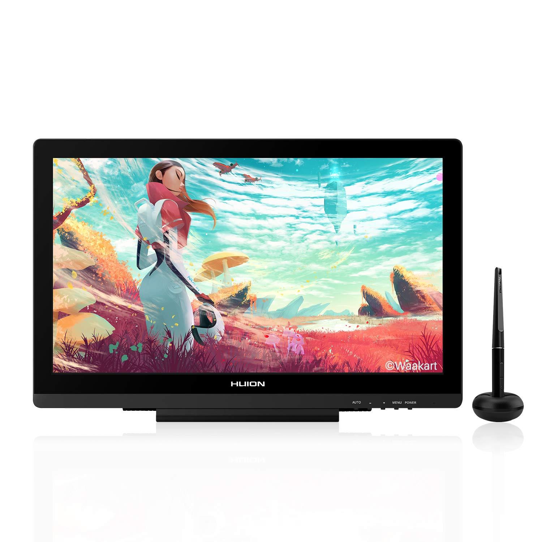 Huion KAMVAS GT-191 V2 - Monitor de dibujo con pantalla HD, lápiz ...