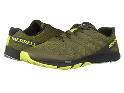 Merrell Bare Access Flex 2 (Dusty Olive) Men