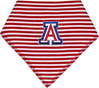 Best University of Arizona Wildcats Striped Baby Bandana Bib Review